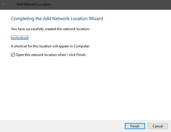 es-file-explorer-network-folder-configured