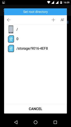 es-file-explorer-set-root-folder