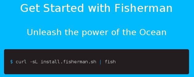 fisherman-installation-command