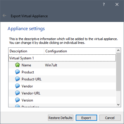 migrate-vm-export-appliance-settings