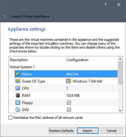 migrate-vm-import-appliance-settings
