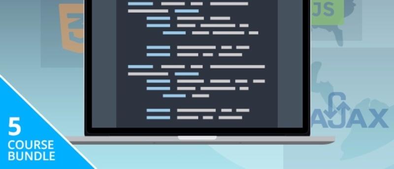 Become a Certified Web Developer Bundle