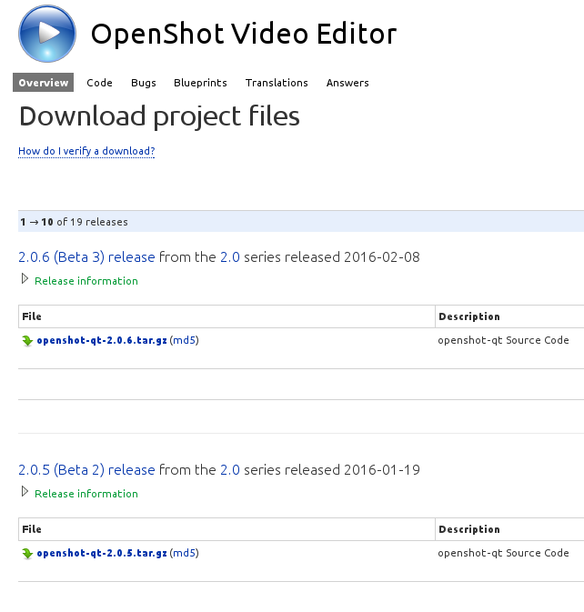 openshotbeta-source-code-tarball