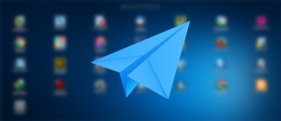PaperPlane: An iPad-like Launcher For Windows