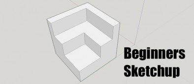 Beginners Guide to 3D Modelling with Sketchup