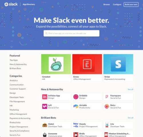 slack-features-app-directory