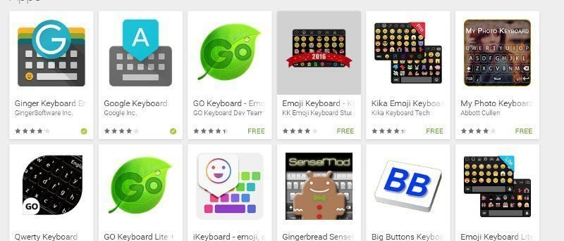 5 Alternatives to Swiftkey Keyboard for Android