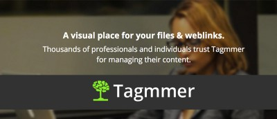 Tagmmer: A Visual Place for Your Files and Web Links