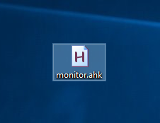 turn-off-monitor-autohotkey-script-file