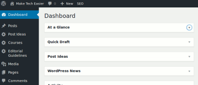 8 Useful WordPress Admin Plugins to Extend the Functionality of the Dashboard
