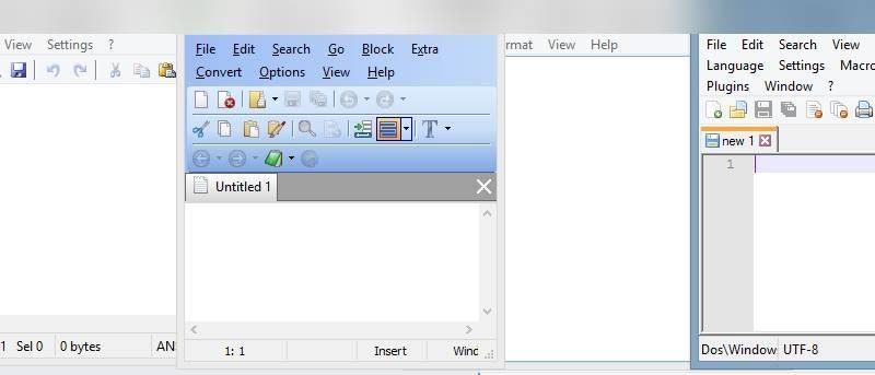 Powerful Notepad Alternatives for Windows