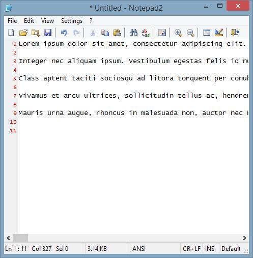 Altno-Notepad2-MainUINoWrap