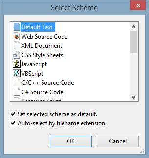 Altno-Notepad2-SyntaxSettings