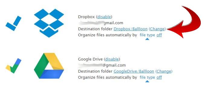 Ballloon_Destination_Folder