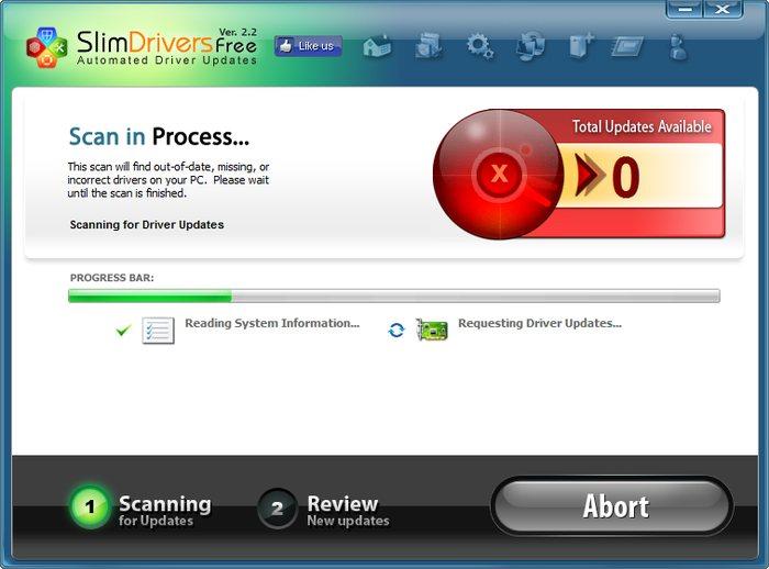 Driver-Cập nhật-Công cụ-SlimDriver