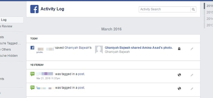 Facebook-Tips-and-Tricks-Activity-log