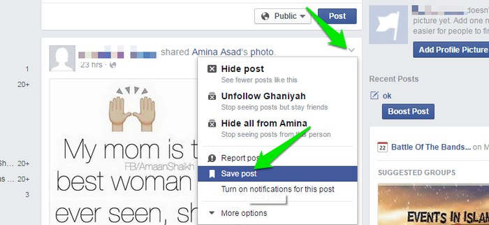 Facebook-Tips-and-Tricks-Save-post