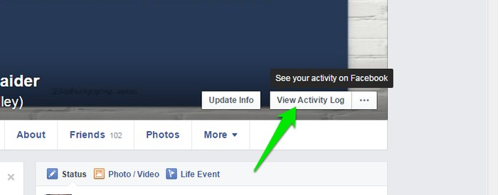 Facebook-Tips-and-Tricks-View-Activity-Log