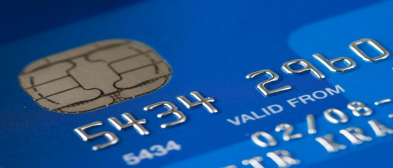 how many numbers in a credit card