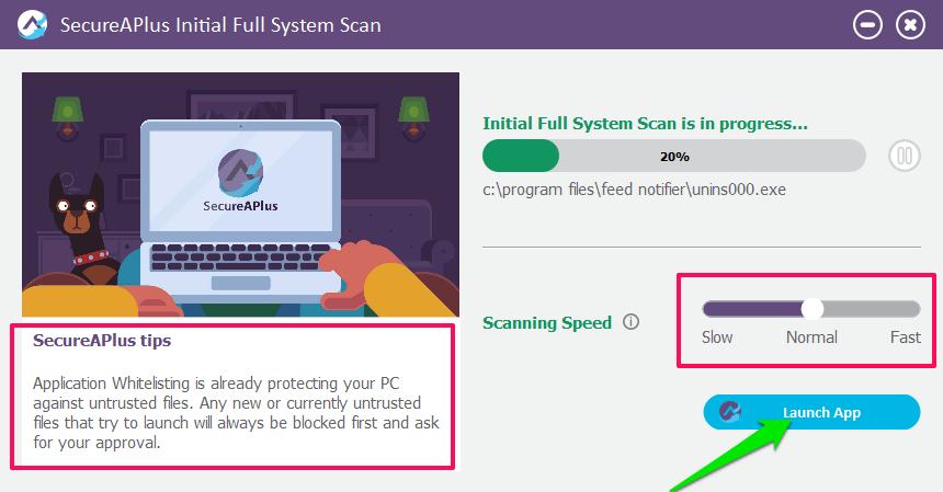 SecureAPlus-Review-Options