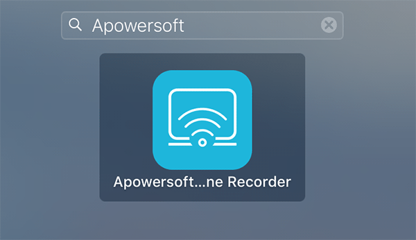 apowersoft-launch