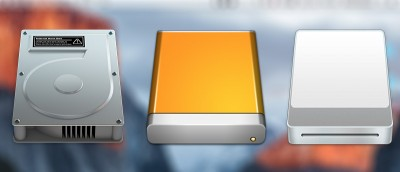 How to Hide the Device Icons on a Mac Desktop