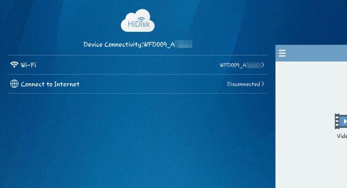 dm-u-disk-connect-to-internet