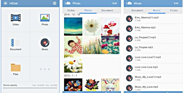 dm-u-disk-mobile-app