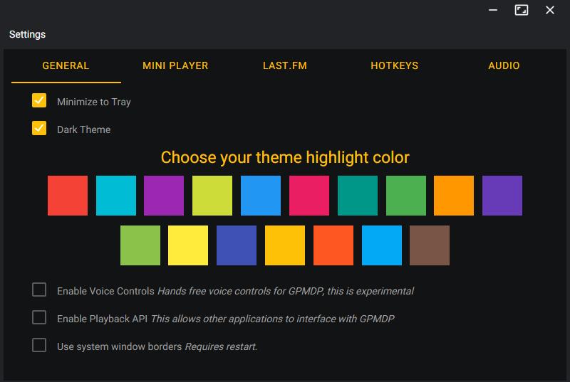 gpmdpreview-customization