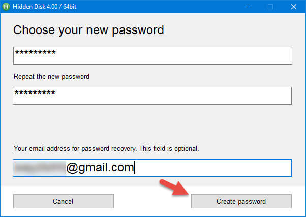 hidden-disk-create-password