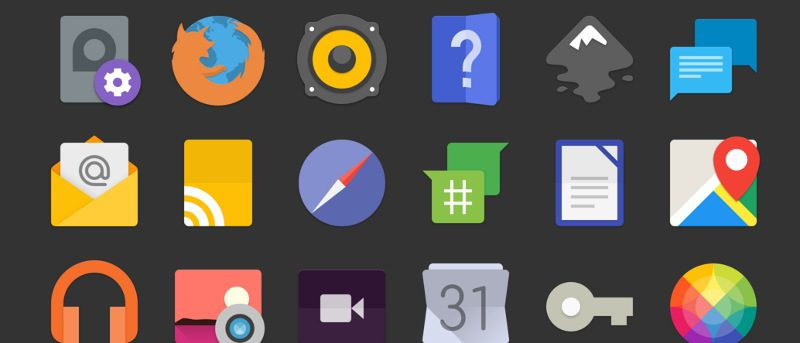 5 Additional Best Icon Packs for Linux