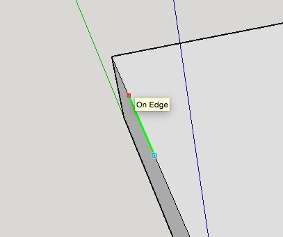 more-sketchup-green-line