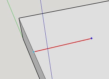more-sketchup-red-line
