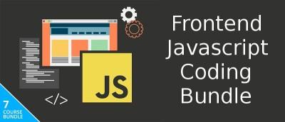Frontend JavaScript Coding Bootcamp [MTE Deals]