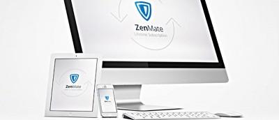 Get a Lifetime Premium Subscription to ZenMate VPN [MTE Deals]