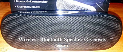 Ultra Portable Wireless Bluetooth Speaker by Neon Review
