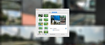 How to Set a Photo Library as the Screen Saver on Your Mac