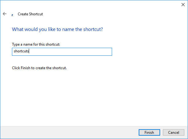 schedule-autohotkey-shortcut-name