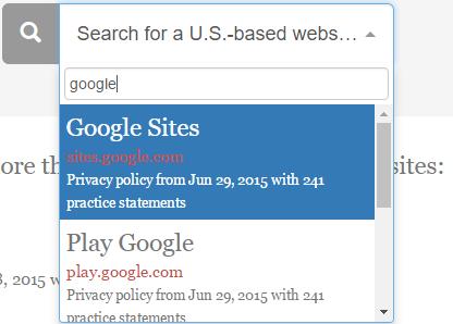usableprivacy-google