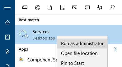 Delete Windows 10 Update Cache to Reclaim Space