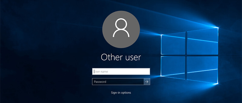 How to Hide the User Details on Windows 10 Login Screen