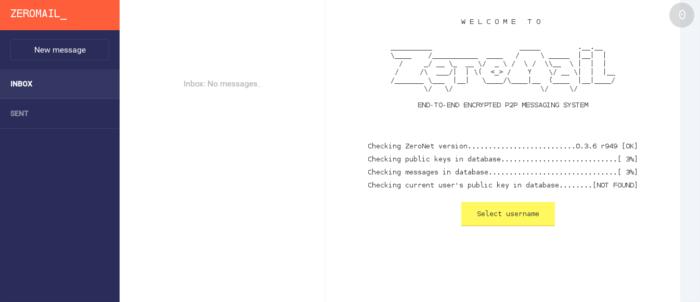 zeronet-zeromail