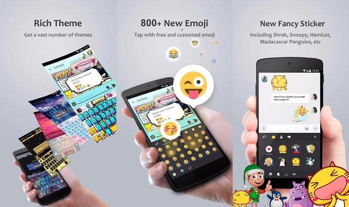 Android-Emoji-Keyboard-Go-Keyboard