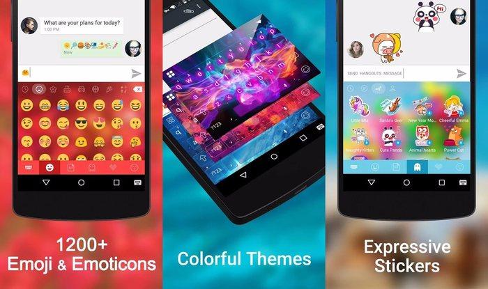 Android-Emoji-Keyboard-Kika