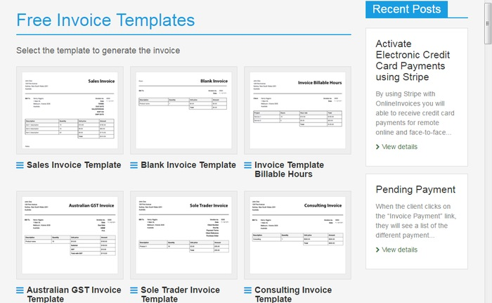 Online Tools To Instantly Create Invoices For Free - Create invoice online free