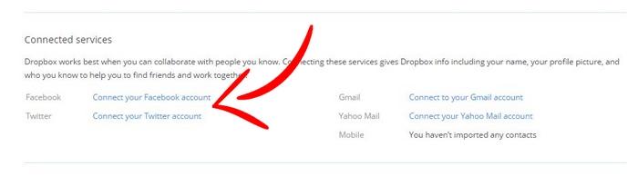 Dropbox_Messenger_options
