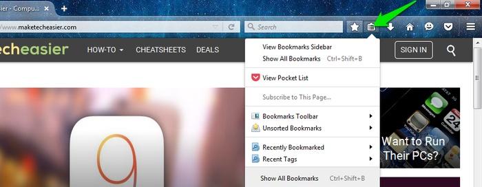 Load-Webpage-in-Firefox-Sidebar-bookmark-menu