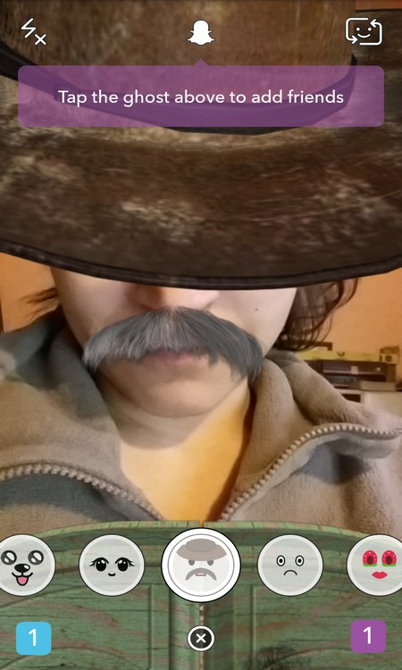 Snapchat_Cowboy