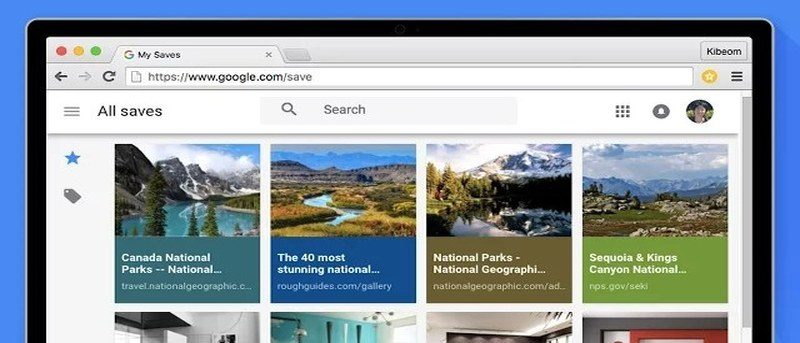 Use Save to Google and Save Websites to Your Google Account
