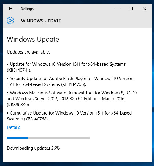 bash-windows-10-check-for-updates